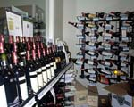 The finest wines are kept in our climate-controlled wine room.